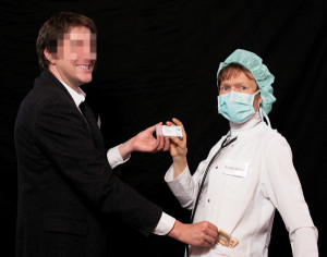 Dr Rammler und der schmierige Pharmafuzzi